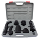 ATD 4007 7-Piece Rubber Coated Dolly Set