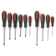 GearWrench 80060 10 pc. Combination and Pozi Screwdriver Set
