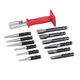 OTC Tools & Equipment 4605 Interchangeable Punch and Chisel Set