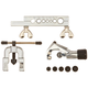 Mastercool 70092 45 Degree Flaring, Double Flaring, and Cutting Tool Set
