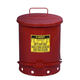 Justrite 400-09500 14 Gal Oily Waste Can