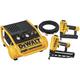 Dewalt D55141FNBN Finish Nailer, Brad Nailer & Compressor Combo Kit