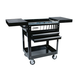 Sunex 8035 450 lb. Capacity Compact Slide Top Utility Cart