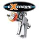 Iwata 5662 1.3MM LPH400-LVX HVLP Compliant Spray Gun w/700ml Cup