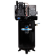 Industrial Air IV5008055 5 HP 230V 80 Gallon Baldor Industrial Vertical Stationary Air Compressor