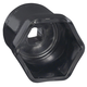 OTC Tools & Equipment 1980 2-3/4 in. 3/4 in. Drive 6-Point Pinion Locknut Socket