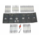 LTI Tools 620 37-Piece Grand Master Lock Pick Set