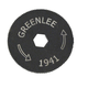 Greenlee 1941-1 Single Replacement Blade for MC Cable/Conduit Cutter