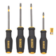 Dewalt DWHT62054 MAXFIT 4-Piece Screwdriver Set
