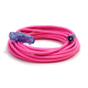 Century Wire D17225100 Pro Glo 15 Amp 12/3 AWG Triple Tap CGM Extension Cord - 100 ft. (Pink)