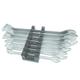 VIM Tool MFW100 7-Piece Metric Flat Wrench Set
