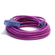 Century Wire D17229025 Pro Glo 15 Amp 12/3 AWG Triple Tap CGM Extension Cord - 25 ft. (Purple)