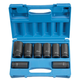Grey Pneumatic 8134MD 8-Piece 3/4 in. Drive 6-Point Metric Deep Impact Socket Set