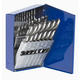 Irwin Hanson 60148 29-Piece 3/8 in. Reduced Shank High Speed Steel Drill Bit Set