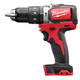 Factory Reconditioned Milwaukee 2702-80 M18 18V 1/2 in. Cordless Lithium-Ion Compact Brushless Hammer Drill Driver (Tool Only)