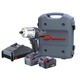 Ingersoll Rand W7150-K22 20V 5.0 Ah Cordless Lithium-Ion 1/2 in. High-Torque Impact Wrench with 2 Batteries