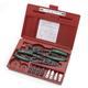 SK Hand Tool 7750 10-Piece Retaining Ring Pliers Set
