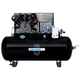 Industrial Air IH9929910 200V 10 HP 120 Gallon Oil-Lube Horizontal Air Compressor with Aosmith Motor