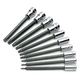 SK Hand Tool 84220 10-Piece 1/4 in. and 3/8 in. Drive Long TORX Bit Socket Set