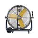 Master MAC-24-DDF-B 24 in. Direct Drive Fan Carted Fan