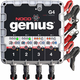 NOCO G4 Genius 6/12V 1,100mA 4-Bank Battery Charger