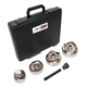 Greenlee 7304SP Speed Punch Knockout Kit for 2-1/2 in. to 4 in. Conduit