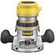 Factory Reconditioned Dewalt DW618R 2-1/4 HP EVS Fixed Base Router