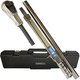 Platinum Tools C4D600F 3/4 in. Drive 200 - 600 ft-lbs. Split-Beam Click-Type Torque Wrench with Detachable Head
