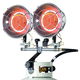 Factory Reconditioned Mr. Heater F242650 28,000 BTU Tank Top Infrared Propane Heater