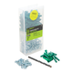 Greenlee 84012 200-Piece Conical Anchor Kit with Masonry Drill Bit