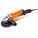 Fein 72219160090 POWERtronic 1,500 Watt 5 in. Angle Grinder with Rat-Tail Non-Locking Switch