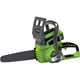 Greenworks 20092 24V Cordless Lithium-Ion 10 in. Chainsaw (Bare Tool)