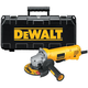 Dewalt D28402K 4-1/2 in. 11,000 RPM 10.0 Amp Angle Grinder Kit
