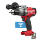 Milwaukee 2706-20 M18 FUEL 18V Cordless Lithium-Ion 1/2 in. Hammer Drill Driver with ONE-KEY Connectivity (Bare Tool)
