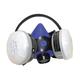 SAS Safety 2661-50 Professional Blue Halfmask Respirator OV/N95 (Medium)