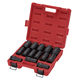 Sunex 4638 3/4 in. Drive 14 Piece SAE Deep Impact Socket Set