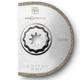 Fein 63502217230 3-9/16 in. Segmented Diamond Circular Oscillating Saw Blade (5-Pack)