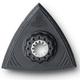 Fein 63806141220 Oscillating Plastic-Backed Sanding Pad (2-Pack)