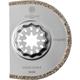 Fein 63502114230 3 in. Segmented Diamond Circular Oscillating Saw Blade (5-Pack)