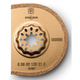 Fein 63502125230 3 in. Segmented Carbide Circular Oscillating Saw Blade (5-Pack)