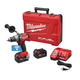 Milwaukee 2706-22 M18 FUEL 18V 5.0 Ah Cordless Lithium-Ion 1/2 in. Hammer Drill Driver Kit with ONE-KEY Connectivity