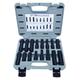 ATD 3065 16-Piece Locking Wheel Nut Master Key Set