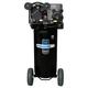 Industrial Air IL1682066.MN 1.6 HP 20 Gallon Oil-Lube Wheeled Vertical Air Compressor