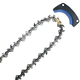 Oregon 560507 0.050 Gauge PowerSharp 14 in. Chainsaw Chain with Sharpening Stone for PowerNow Chainsaws