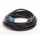 Century Wire D17446100 Pro Glo 15 Amp 12/3 AWG CGM SJTW Extension Cord - 100 ft. (Blue)