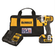 Dewalt DCF885L1 20V MAX 20V MAX Lithium-Ion 1/4 in. Hex Impact Driver Kit