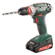 Metabo US602217620 18V 2.0 Ah Cordless Lithium-Ion 3/8 in. Drill Driver Kit