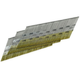 SENCO DA25EAB 15-Gauge 2-1/2 in. Electro-Galvanized 34 Degree Finish Nails (3,000-Pack)