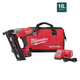 Milwaukee 2742-21CT FUEL M18 18V Cordless Lithium-Ion 16-Gauge Brushless Angled Finish Nailer Kit