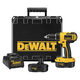Dewalt DC720KA 18V Cordless 1/2 in. Compact Drill Driver Kit